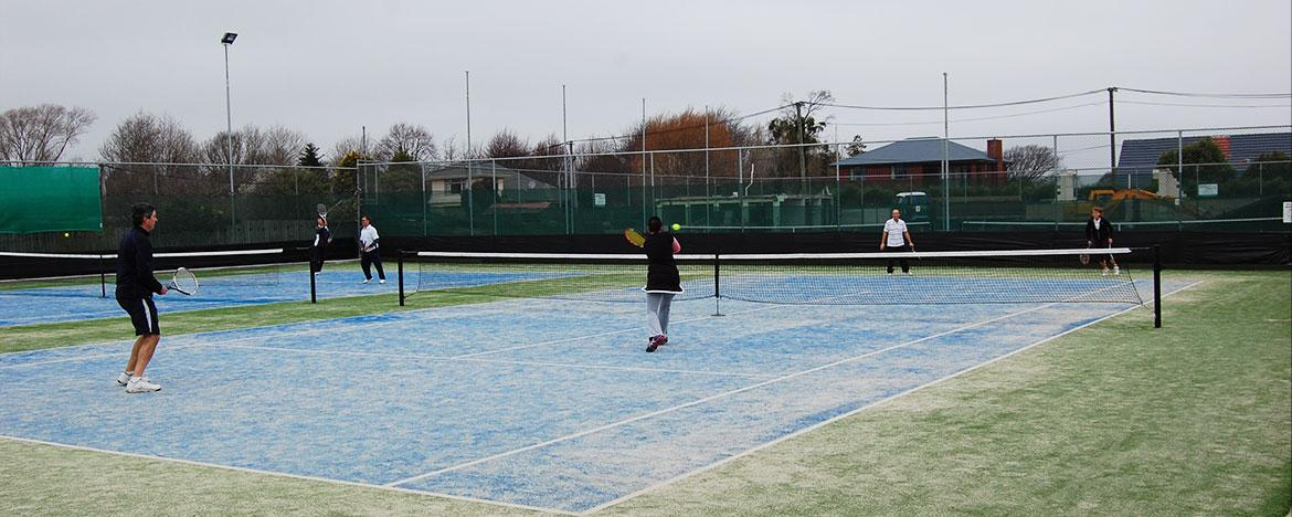 Shirley Tennis Club