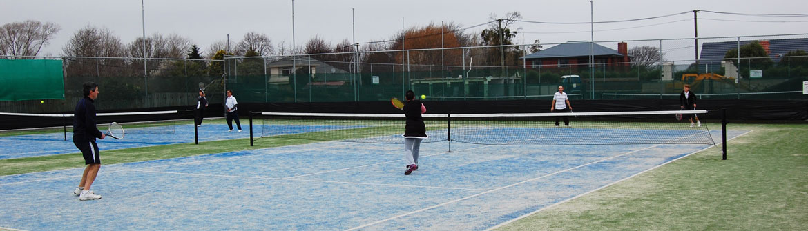 Shirley Tennis Courts